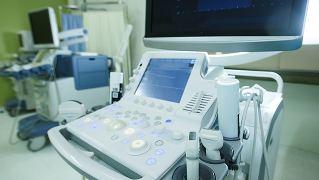 Ultrasound System for Diagnostic Imaging and Therapy