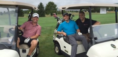 Synthes Golf Outing