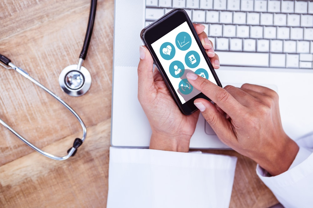 Mobile apps for medical devices